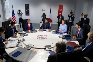 G7 träffas i sommar – Bidens första möte