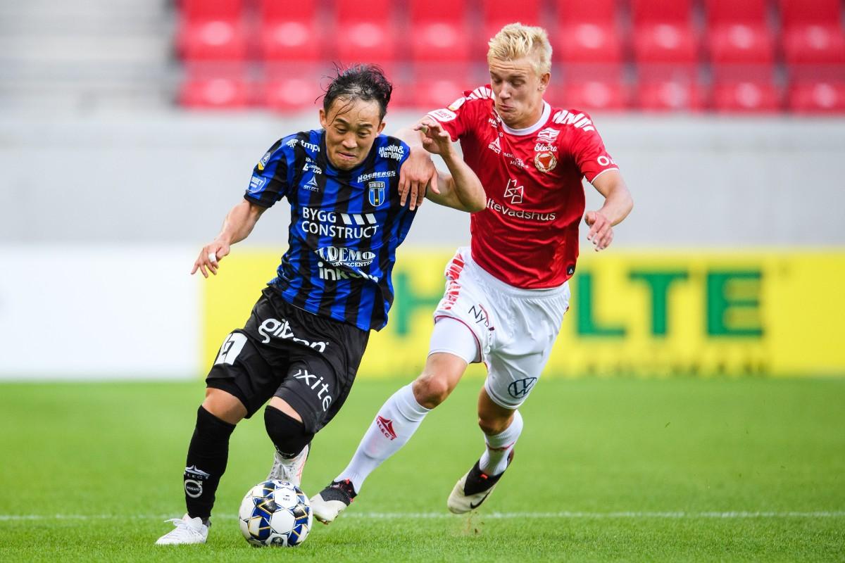 Klart: Sugita kan spela mot Malmö