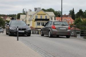 "Situationen vid Strömbron - ""Det blir kaotiskt"""