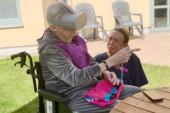 VR-filmer för äldre blev succé efter testomgång