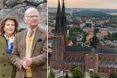 Kungaparet kommer till Uppsala för att minnas de döda