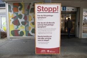 Polisen varnar för snåriga virusregler