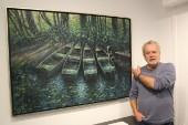 Omberg och Tåkern fortsätter inspirera Björkman