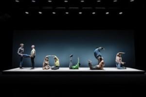Sevärd dansföreställning tolkar Greta Thunbergs tal