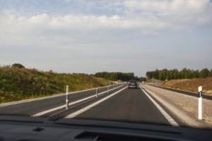 TV: Då öppnas nya väg 34 - följ med när vi provkör sträckan