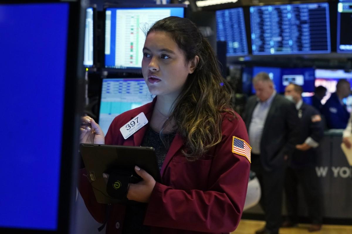 Dämpat fall på USA-börsen