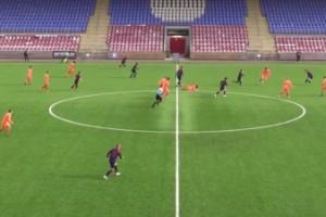 Vi sände träningsmatchen AFC–Sandviken – se reprisen här