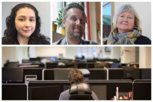 Tillbaka till kontoret? • Så gör några stora arbetsplatser i Västervik