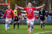 Dahlström tillbaka i startelvan och blev matchhjälte - se målet här