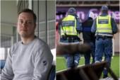 """Fredrik brottade ner supportern – så tänker han nu: """"Han som person vill vi inte ha bort"""""""