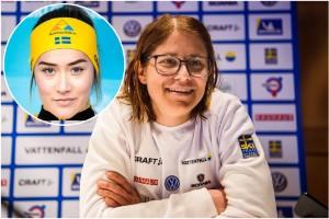 """OS-mästarens tränaroll har lyft Jenny Larsson: """"Vet vad jag behöver göra"""""""