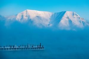Ett nytt kallt krig töar fram under Arktis