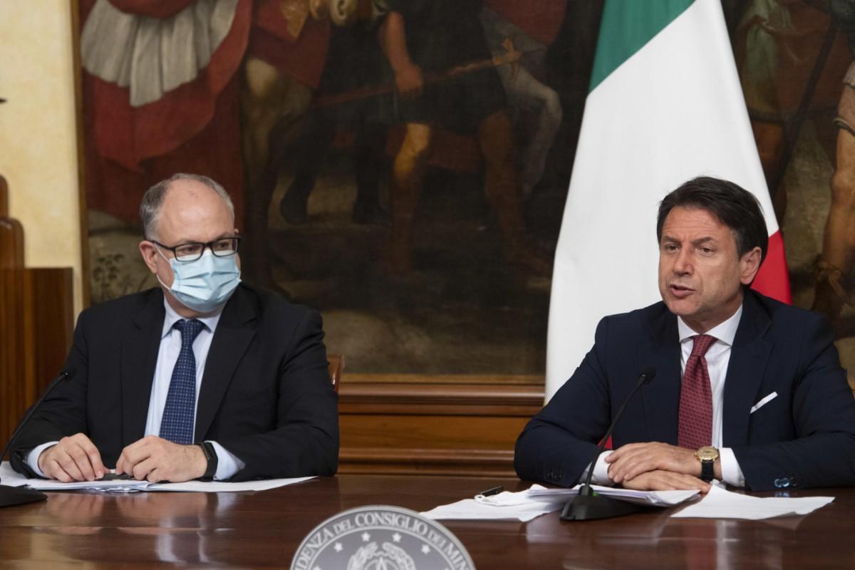 Italien tar steg mot nytt stödpaket