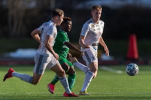Hammarby för starkt för Oskarshamn i cupen
