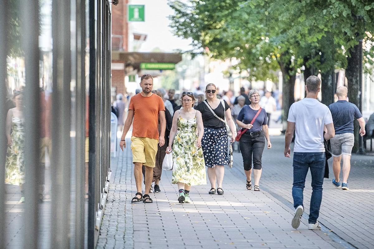 """Lägst andel lämnar Skellefteå – blivit """"bo kvar""""-kommun"""