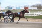 Ottilia Fri tog första V75-segern