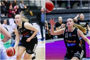 Duo från Luleå Basket med i slutgiltiga EM-kvaltruppen
