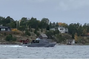 Kolla, amerikanska stridsbåtar i Arkösund