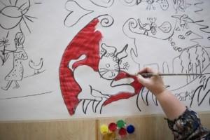 Ökade bidrag ger gratis måleri och dansutveckling