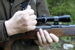 Inga vapen för tillsynsmannen i jakthärvan