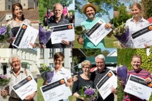 10-årsjubileum för Ovationspristagare i Vadstena