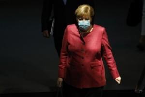 Merkel hoppas undvika nationell nedstängning