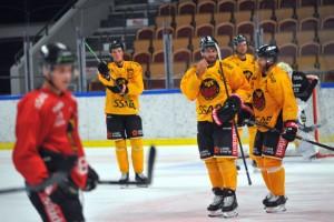 Luleå Hockey testar ny superkedja i försäsongsmatch