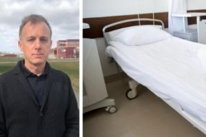 Antalet smittade patienter ökar igen