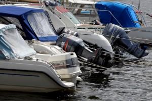 Flera båtmotorer stulna från Kolsnaren och Viren