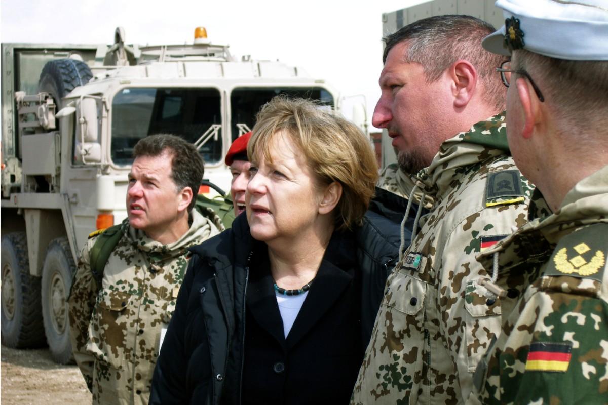 Tyska armén har lämnat Afghanistan