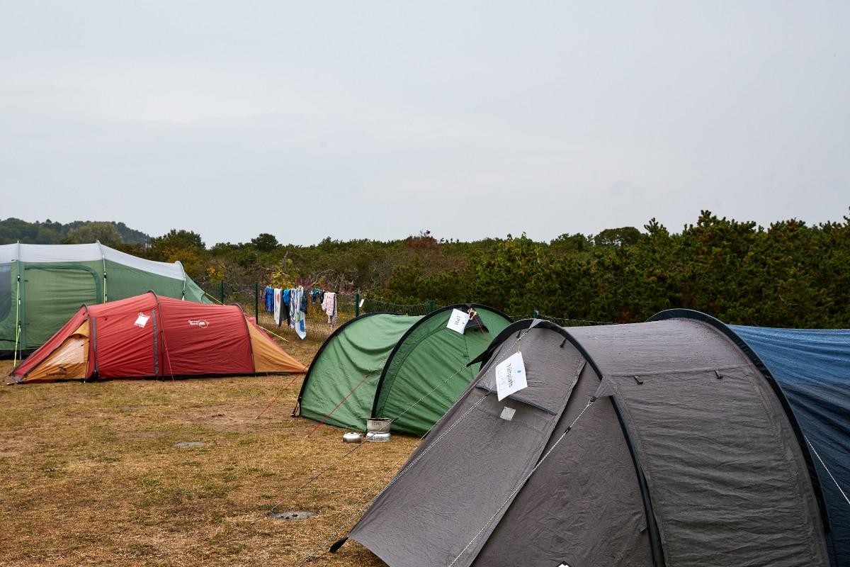 Högt bokningstryck på campingarna