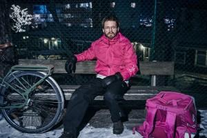 Dagbok ger en inblick  i cykelbudens arbetsliv
