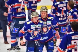 "Växjö tog SM-guld: ""Så jävla underbart"""