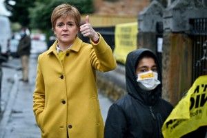 SNP snubblande nära – gör sturskt stridsrop