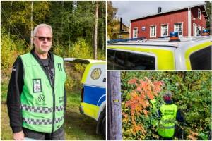 """58 frivilliga letade – inga nya spår: """"Dålig terräng"""""""