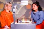 Barn söker meningen med livet i rymden