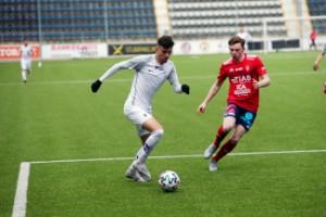 LIVE-TV: City möter Utsikten - se matchen här