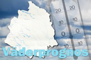 Snart kommer snöovädret till Norrbottens södra delar • Upp till 30 centimeter snö • Klass 1-varning utfärdad