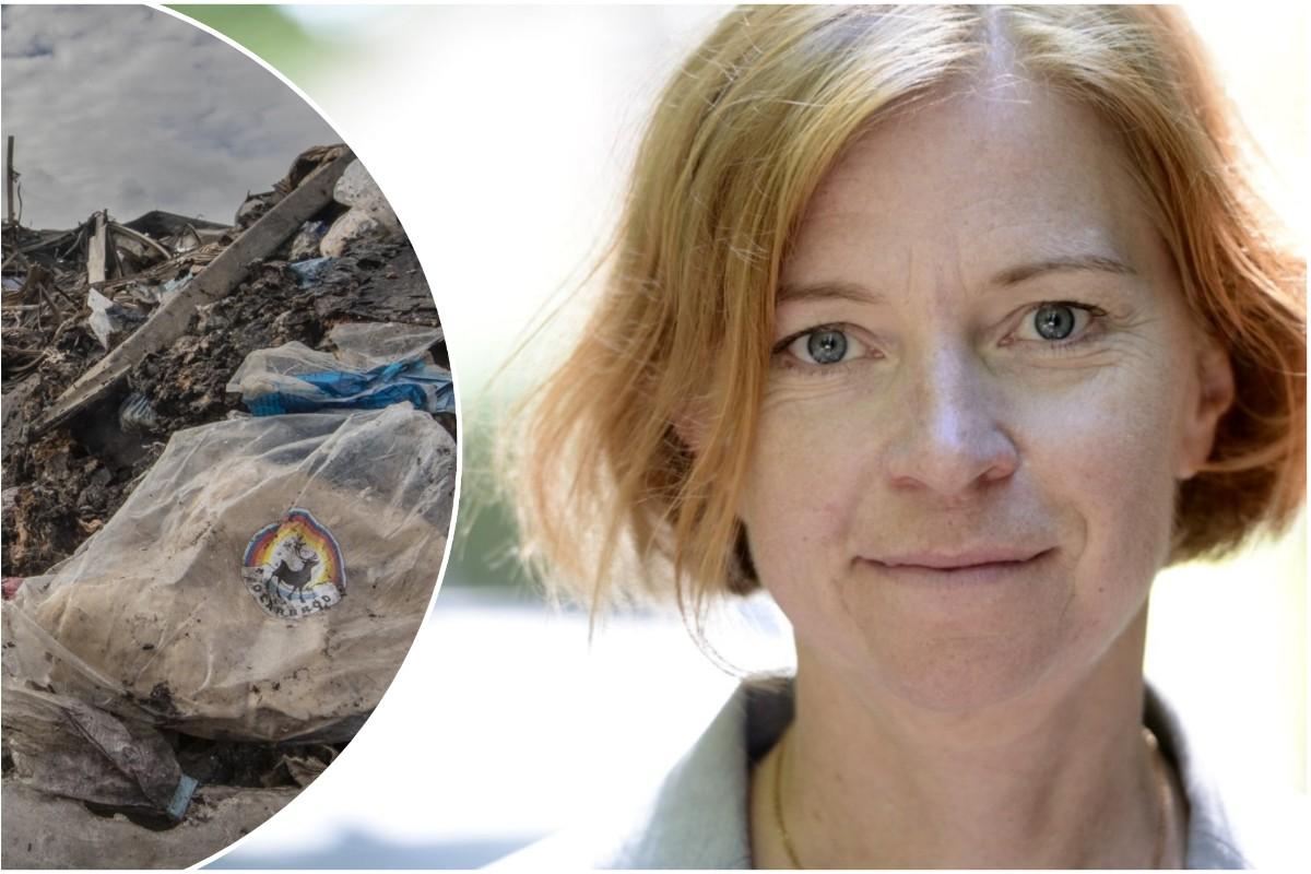 Karin Bodins om branden, sin syster och bullar