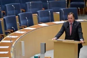 Löfven får dubbel biljett till KU efter EU-möte