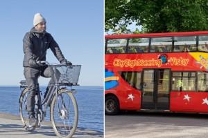 Två turistföretag i oväntat samarbete under sommaren