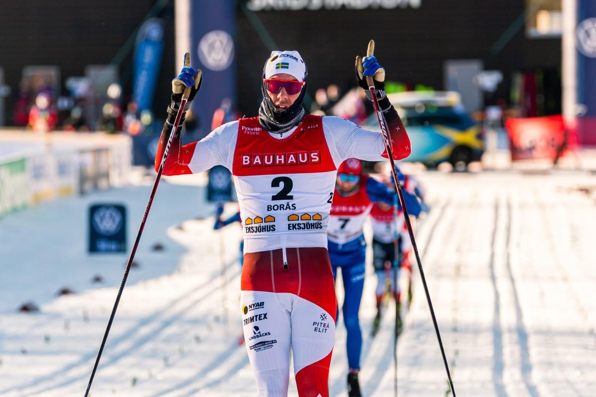 Ny guldglädje för Piteå Elit – även herrlaget vann
