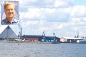 """Logistik i hamnar öppnar nya dörrar för Datapolarna – virkespaket först ut: """"Det har varit hysteriska priser"""""""