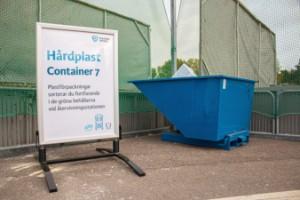 Nya åtgärder på återvinningen – hårdplast ska sorteras