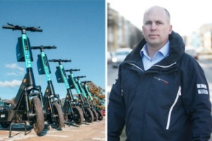 Nya parkeringsställen för elsparkcyklar – så funkar det