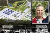 """Superprojektet i Boden saknas i Luleås översiktsplan: """"Vi har inte hunnit hantera det"""""""