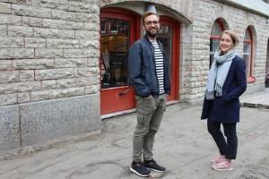 Polisen bytte jobb – blir bagare och kaféägare i Linköping