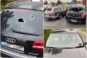 """Vandalturnén: Åtta bilrutor kraschade i natt • """"Det är idiotiskt"""""""