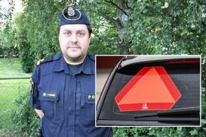 """Brev från polisen ska få fart på A-traktorsamarbete: """"Tänjer på gränserna"""""""