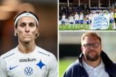"""Bakom IFK:s protest: """"För mig var det jättemärkligt"""""""